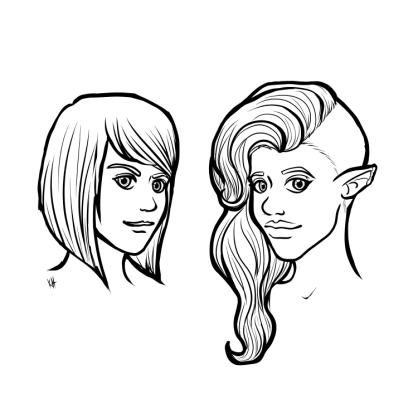 darnimmi and alex doodle